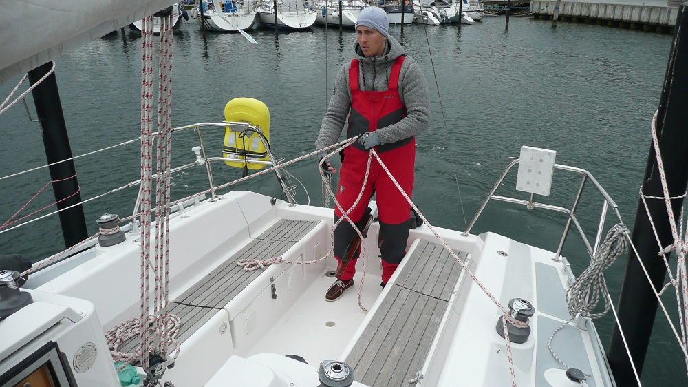 Skippertraining 5