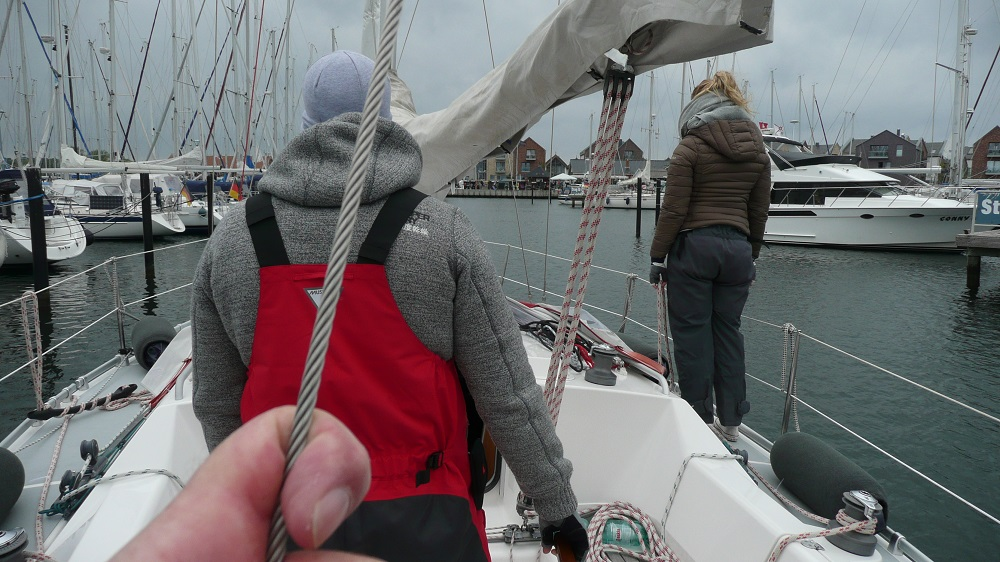 Skippertraining 6